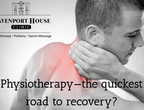 Physiotherapy – The quickest road to recovery?